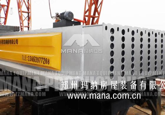 不漏浆石膏墙板机-M01C
