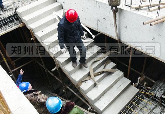 预制楼梯生产线