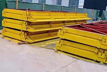 预应力混凝土屋面板钢模
