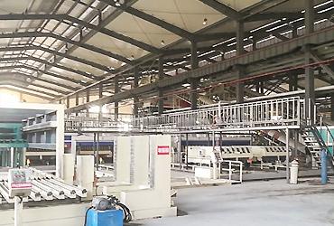 陶粒混凝土墙板生产线-M05