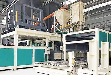 石膏空心条板生产线-M30-100