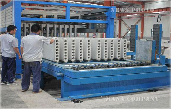 江苏M09菱镁墙板生产线