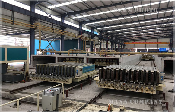 广东M09方孔陶粒墙板生产线