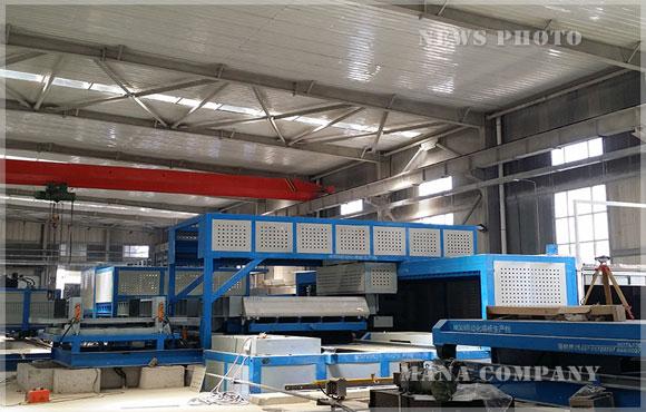 北京M301自动化墙板生产线