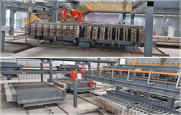 浙江M05陶粒墙板生产线